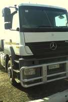 a mercedes axior 3340 for sale
