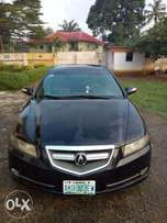 Clean Acura TL Sport 2007