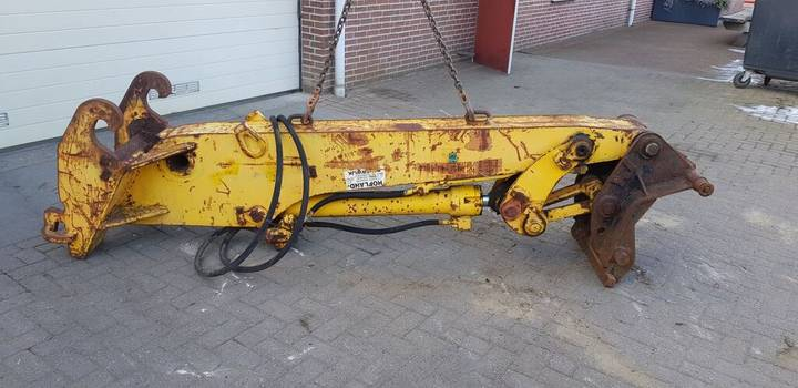 Arm verlenggiek cw2/3 crane  for wheel loader