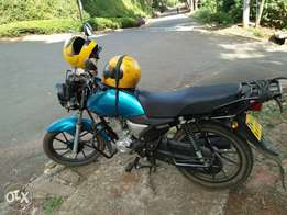 Motorcycle yamaha crux new model