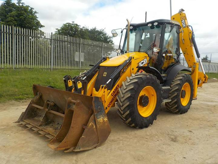 JCB 4CX T4 ECO - 2015