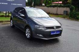 2013 Volkswagen Polo 1.6 TDI comfortline in very good condition