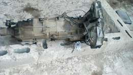 Subaru Forester Gearbox