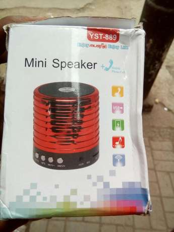 Mini portable bluetooth speaker Nairobi CBD - image 2