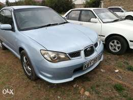 clean Impreza on sale