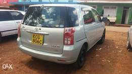 Toyota raum offer quick sale