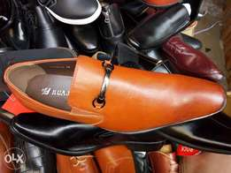 Gents leather shoes black and brown all sizes available