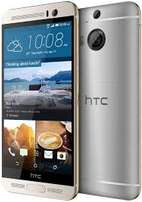 Htc one M9 plus(brand new with one year warranty)