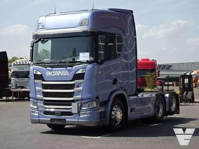 Uitgelezene Scania R500 Next Gen 6x2 / Leasing - 2016 for sale   Tradus GU-58