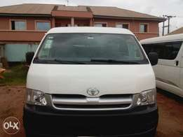 Toyota Hiace Bus for Hire