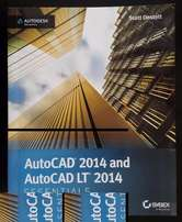 Second hand textbook - AutoCAD 2014 and AutoCAD LT 2014 Essentials