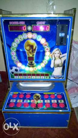 All price coin slot machine. (Fun time loto) Eldoret South - image 1