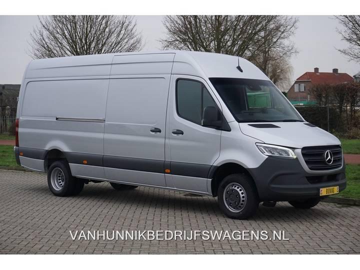 Mercedes-Benz Sprinter 516 CDI L3H2 Navi Airco Camera Gev. Stoel Alarm ... - 2019 - image 7