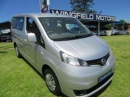 Nissan NV 200 1.5 dCi VISIA 7 Seater