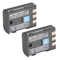 New Canon battery pack nb-2lh