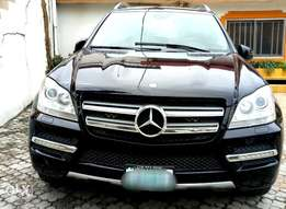 Mercedes Benz GL450 (both brand new, first owner)