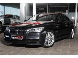 2012 BMW 7 Series 750i for sale