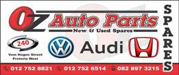 Retailer of second hand Audi spares