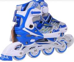 Rolling skating shoes