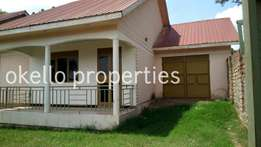 Semi detached 3 bedroom banglow in kirinya at 600k