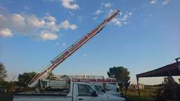 Toolbox and hydraulic ladder for sale