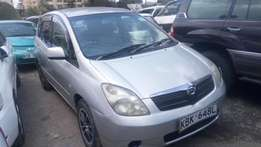 Toyota spacio for sale