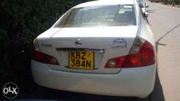 Nissan Fuga, KBZ YOM-2007,DVD, Bluetooth, electric seats, Fully loaded