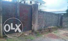 4 plots of land for sale Awka GRA