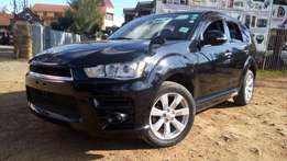 Mitsubishi outlander 2010 model