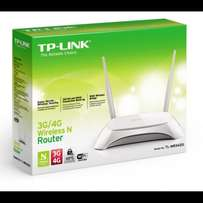 3G/4G Wireless N Router TP-Link TL-MR3420