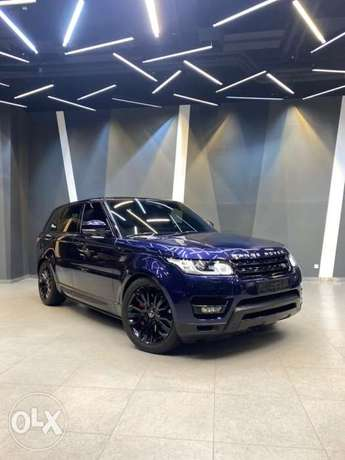 Range Rover Sport, Supercharged 2015
