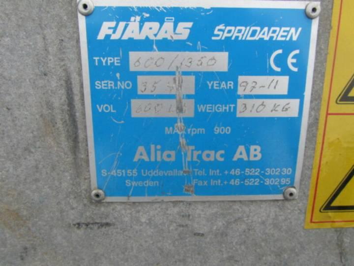 Fjäras Streuer 600/1350 - 1997 - image 7