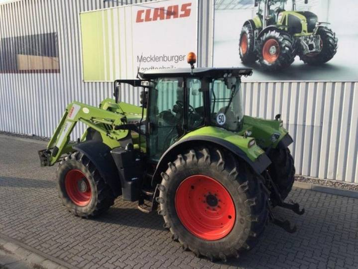 Claas arion 650 cmatic - 2015 - image 3