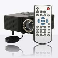 Multimedia Home Theater LED Mini Projector. Brand New From the Box