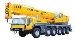 Get mobile crane training(theory & practicals) Rustenburg