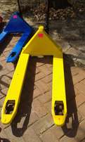 Pallet Jack & manual stacker sales, repairs & rentals