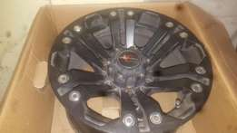 "16""*8 Racing hart rims for sale"