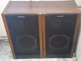 Hifi Speakers - Blaupunkt x2 - In Perfect Working Condition