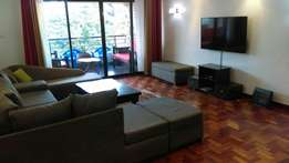 Fabulous 3bedroom furnished apartments to let