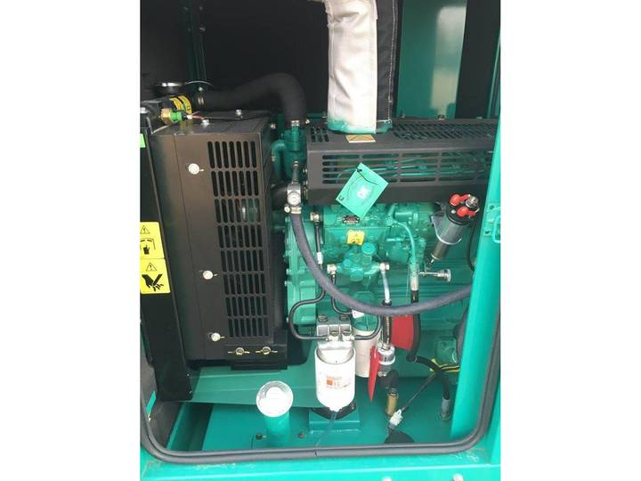 Cummins C33 D5 - 33 kVA Generator - DPX-18503 - 2019 - image 10