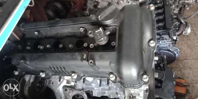 Kia cerato 2012 engine