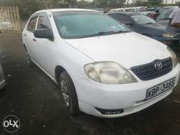 Toyota corolla NZE in good condition. Buy and drive