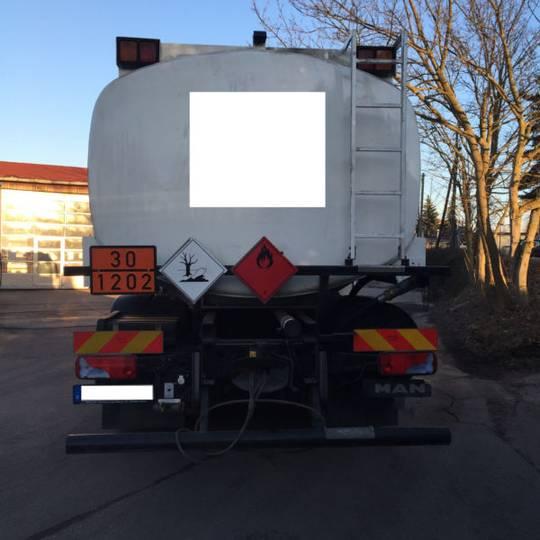 MAN TGS 18.400 4x4 Tankwagen A3-A1, Additiv,Bartec - 2013 - image 4