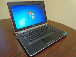 Dell E6430 I5 4GB Hard drive:250 ssd Screen: