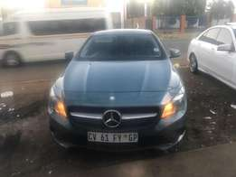 BARGAIN: 2014 Mercedes Benz CLA200 Auto for R260,000.00