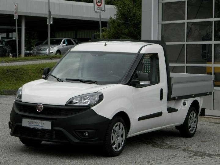 Fiat Doblo Cargo Pritsche Work Up 1.6 M-Jet 3-Sitzer