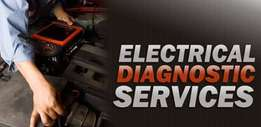 Auto electrical and diagnostic error code reading