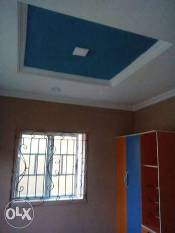 Lovely New 2bedroom flat at Afolabi Along lasu isheri rd 300k with 3t Igando/Ikotun - image 6