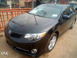 Toyota Camry 2014 tokunbo