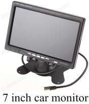 Bargain Brand New 7 inch 2 channel LCD monitor for CCTV or Car Camera